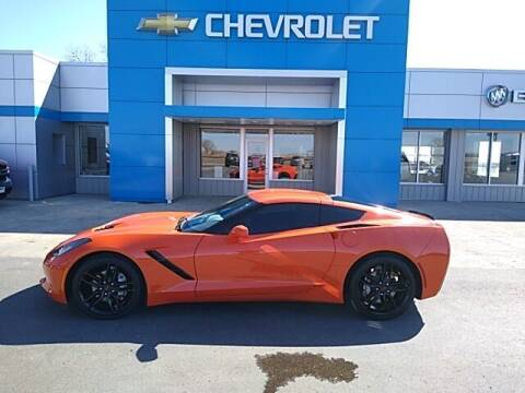 2019 Chevrolet Corvette for sale at Finley Motors in Finley ND
