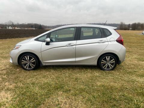 2015 Honda Fit for sale at Wendell Greene Motors Inc in Hamilton OH