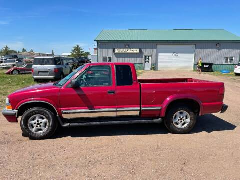 2000 Chevrolet S-10 for sale at Car Guys Autos in Tea SD