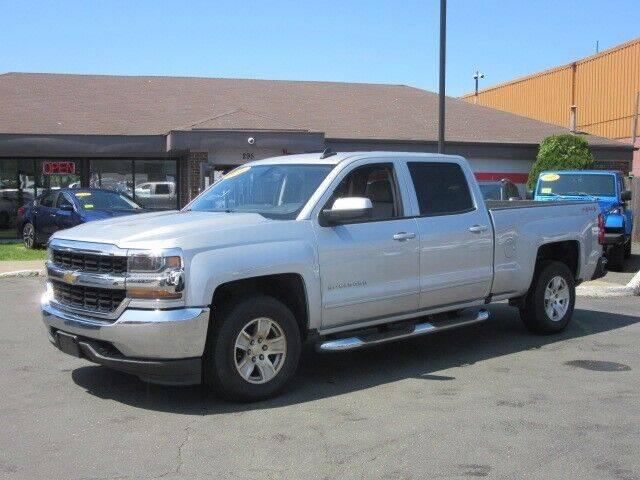 2017 Chevrolet Silverado 1500 for sale at Lynnway Auto Sales Inc in Lynn MA