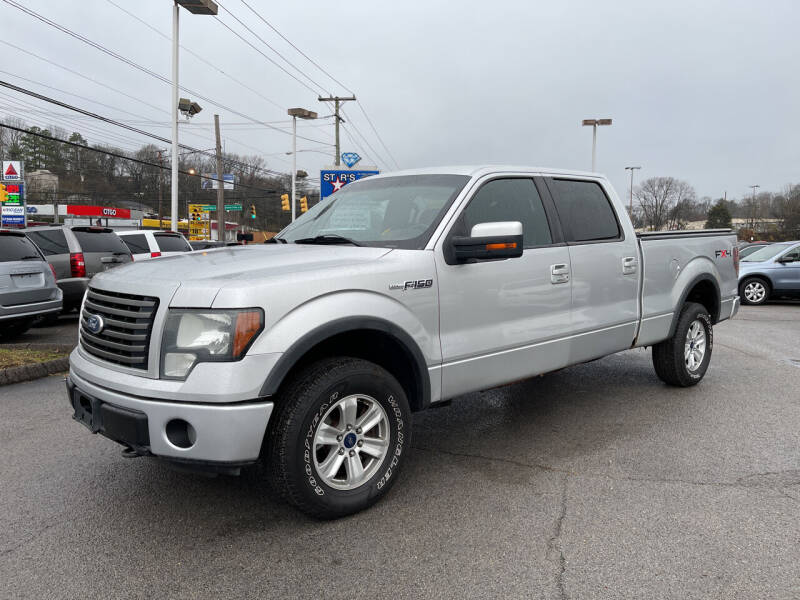 2011 Ford F-150 for sale at Stars Auto Finance in Nashville TN