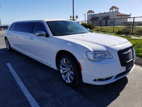 2018 Chrysler 300 for sale at American Limousine Sales in Los Angeles CA