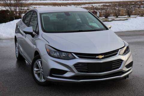 2017 Chevrolet Cruze for sale at Big O Auto LLC in Omaha NE