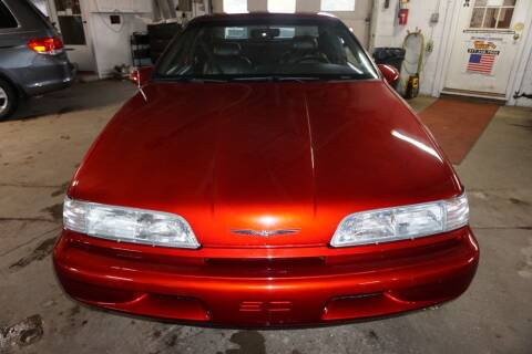 1990 Ford Thunderbird for sale at Cars Trucks & More in Howell MI