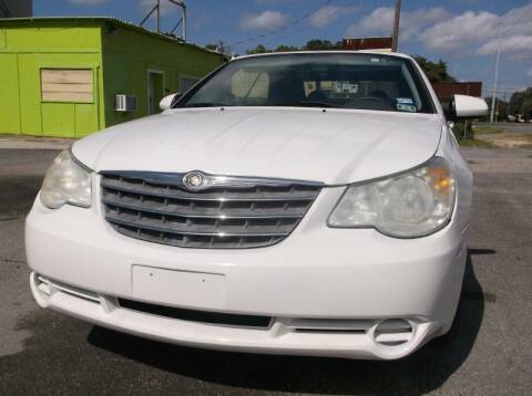 2008 Chrysler Sebring for sale at Pary's Auto Sales in Garland TX