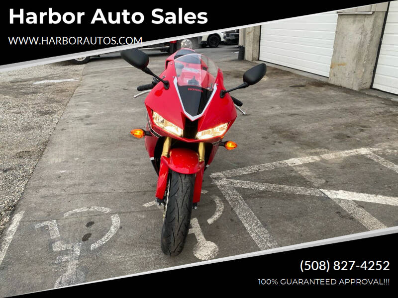 2018 Honda CBR600RR for sale at Harbor Auto Sales in Hyannis MA