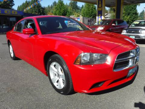 2013 Dodge Charger for sale at Brooks Motor Company, Inc in Milwaukie OR