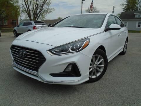 2019 Hyundai Sonata for sale at Total Eclipse Auto Sales & Service in Red Bud IL