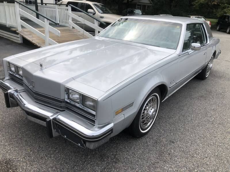 1985 Oldsmobile Toronado for sale at Auto Cars in Murrells Inlet SC