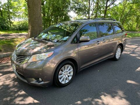 2013 Toyota Sienna for sale at Crazy Cars Auto Sale in Jersey City NJ