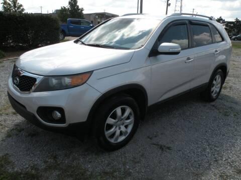 2012 Kia Sorento for sale at Kingdom Auto Centers in Litchfield IL