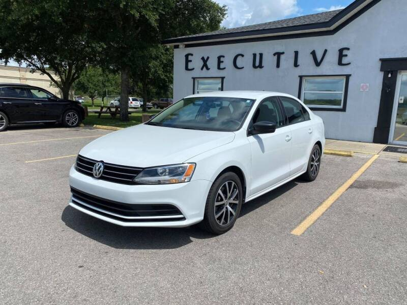 2016 Volkswagen Jetta for sale at Executive Automotive Service of Ocala in Ocala FL