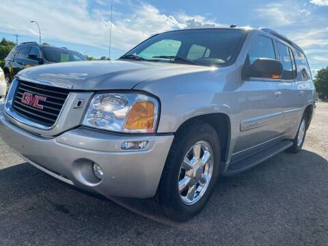 2004 GMC Envoy XUV for sale at Auto Tech Car Sales and Leasing in Saint Paul MN