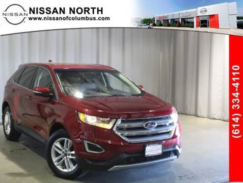 2018 Ford Edge for sale at Auto Center of Columbus in Columbus OH