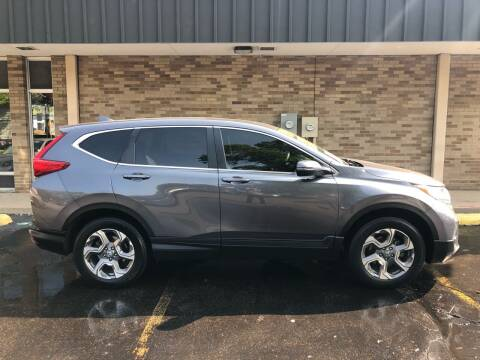 2017 Honda CR-V for sale at Arandas Auto Sales in Milwaukee WI