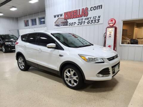 2013 Ford Escape for sale at Kinsellas Auto Sales in Rochester MN