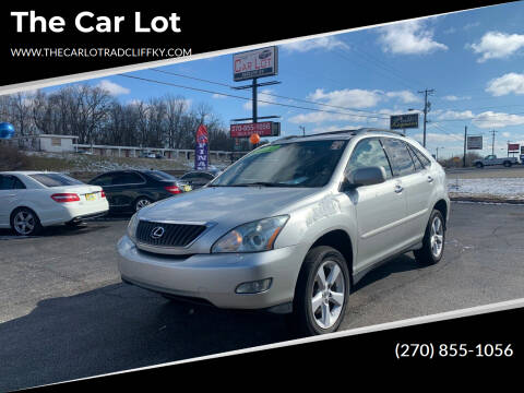 2008 Lexus RX 350 for sale at The Car Lot in Radcliff KY