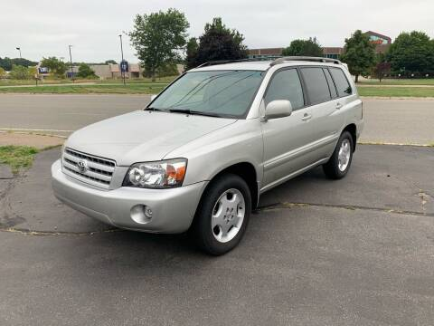 2007 Toyota Highlander for sale at Lux Car Sales in South Easton MA