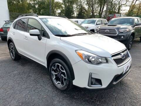 2016 Subaru Crosstrek for sale at Hi-Lo Auto Sales in Frederick MD
