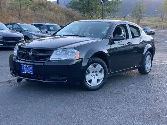 2010 Dodge Avenger for sale at Lakeside Auto Brokers Inc. in Colorado Springs CO