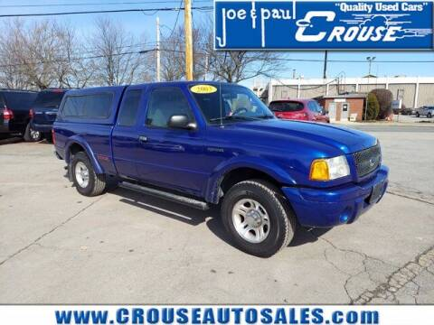 2003 Ford Ranger for sale at Joe and Paul Crouse Inc. in Columbia PA