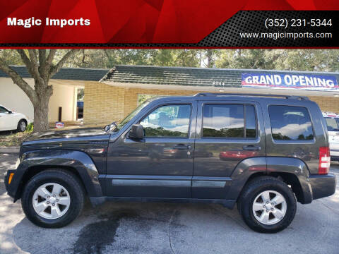 2010 Jeep Liberty for sale at Magic Imports in Melrose FL