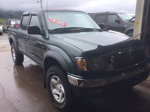 2003 Toyota Tacoma for sale at Troys Auto Sales in Dornsife PA