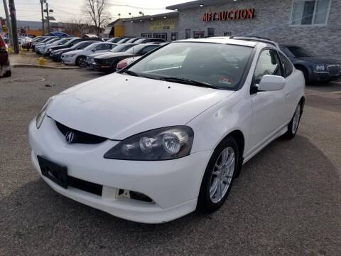 2005 Acura RSX for sale at MFT Auction in Lodi NJ