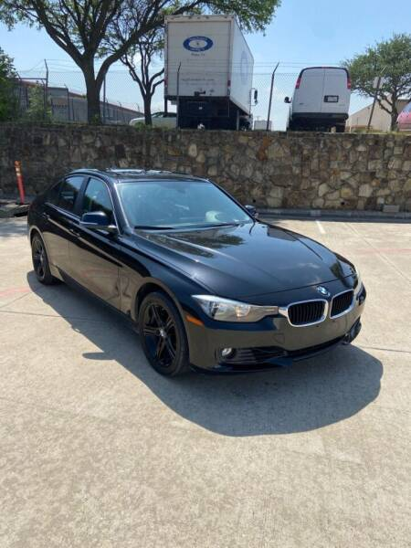 2012 BMW 3 Series for sale at Automotive Brokers Group in Plano TX