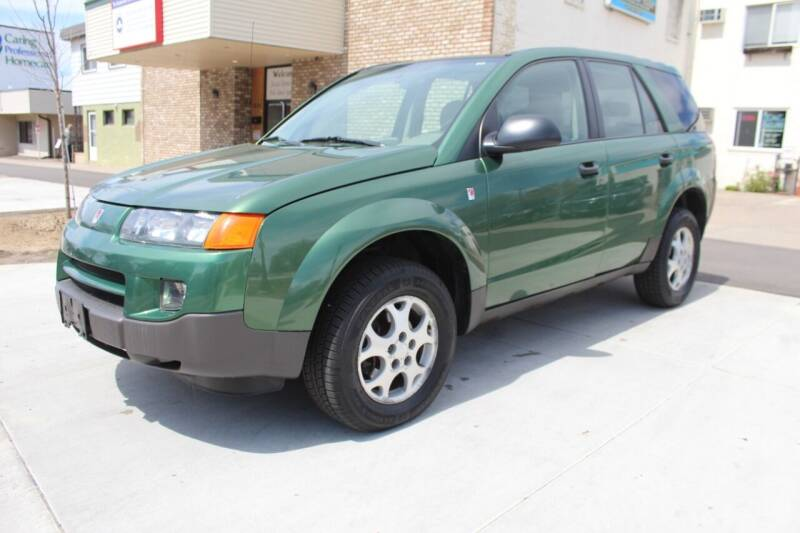 2003 Saturn Vue for sale at K & L Auto Sales in Saint Paul MN