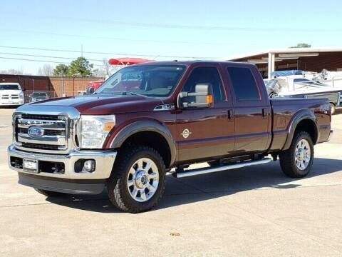 2016 Ford F-250 Super Duty for sale at Tyler Car  & Truck Center in Tyler TX