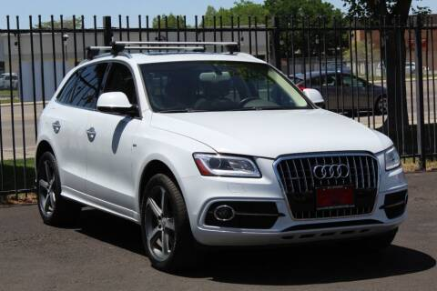 2016 Audi Q5 for sale at Avanesyan Motors in Orem UT