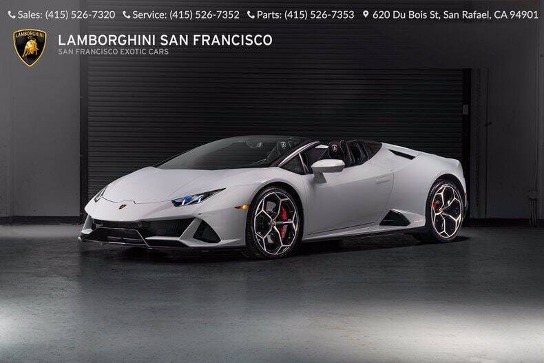 2020 Lamborghini Huracan for sale in San Rafael, CA