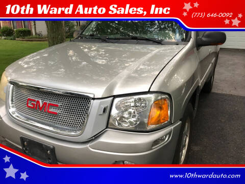 2005 GMC Envoy for sale at 10th Ward Auto Sales, Inc in Chicago IL