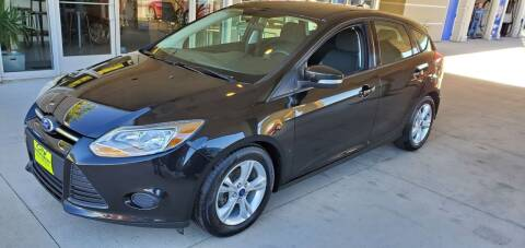 2014 Ford Focus for sale at City Auto Sales in La Crosse WI