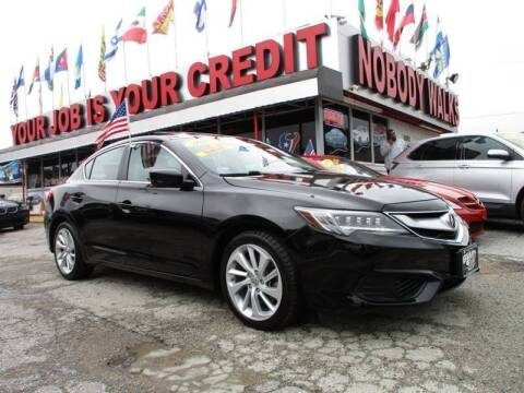 2016 Acura ILX for sale at Giant Auto Mart 2 in Houston TX
