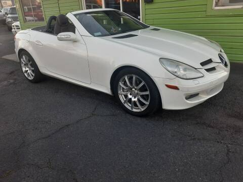 2006 Mercedes-Benz SLK for sale at Amazing Choice Autos in Sacramento CA