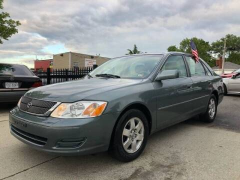2002 Toyota Avalon for sale at Cj king of car loans/JJ's Best Auto Sales in Troy MI