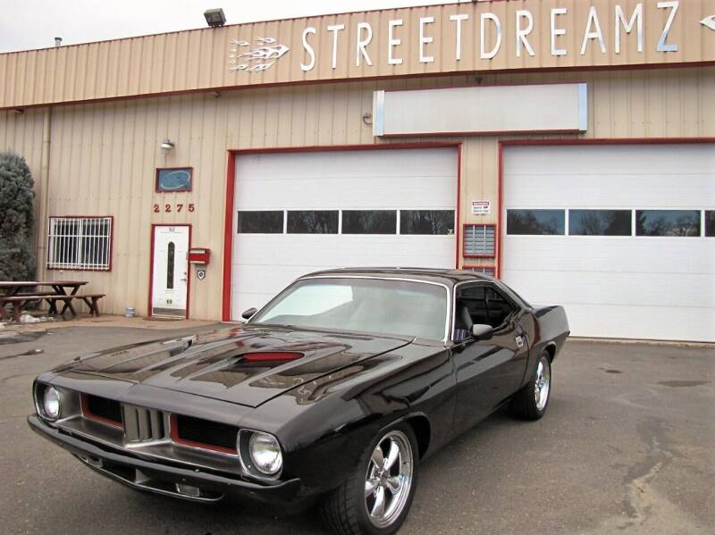 1974 Plymouth Barracuda for sale at Street Dreamz in Denver CO