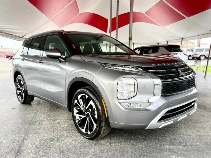 2022 Mitsubishi Outlander for sale at Ole Ben Franklin Mitsbishi in Oak Ridge TN
