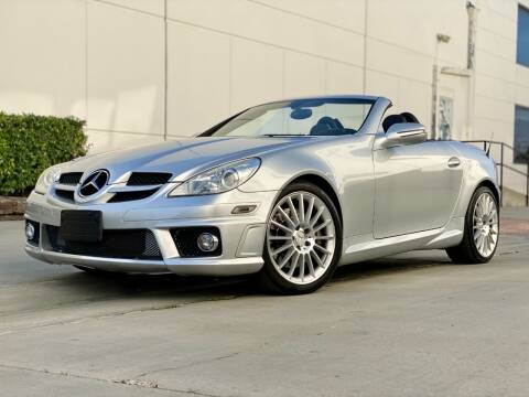 2009 Mercedes-Benz SLK for sale at New City Auto - Retail Inventory in South El Monte CA