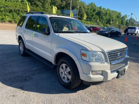 2010 Ford Explorer for sale at Super Wheels-N-Deals in Memphis TN