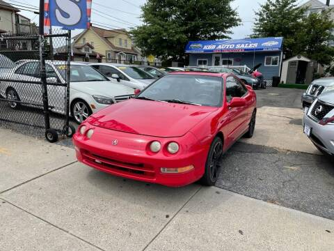 1996 Acura Integra for sale at KBB Auto Sales in North Bergen NJ