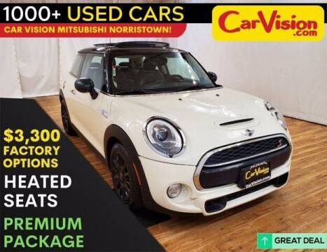 2016 MINI Hardtop 2 Door for sale at Car Vision Buying Center in Norristown PA
