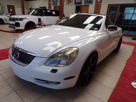 2006 Lexus SC 430 for sale at Adams Auto Group Inc. in Charlotte NC
