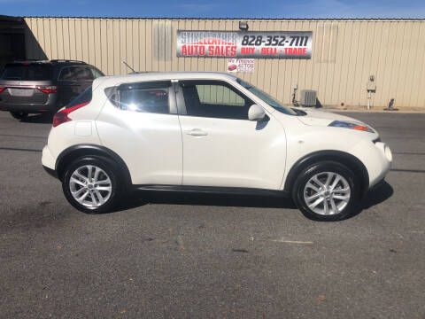 2013 Nissan JUKE for sale at Stikeleather Auto Sales in Taylorsville NC