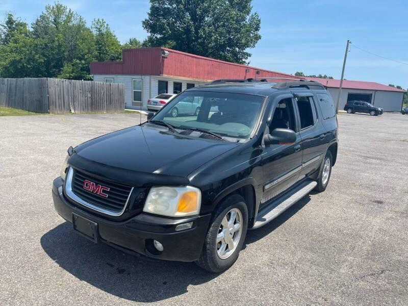 2003 GMC Envoy XL for sale at Best Buy Auto Sales in Murphysboro IL