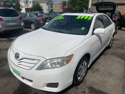 2011 Toyota Camry for sale at Barnes Auto Group in Chicago IL