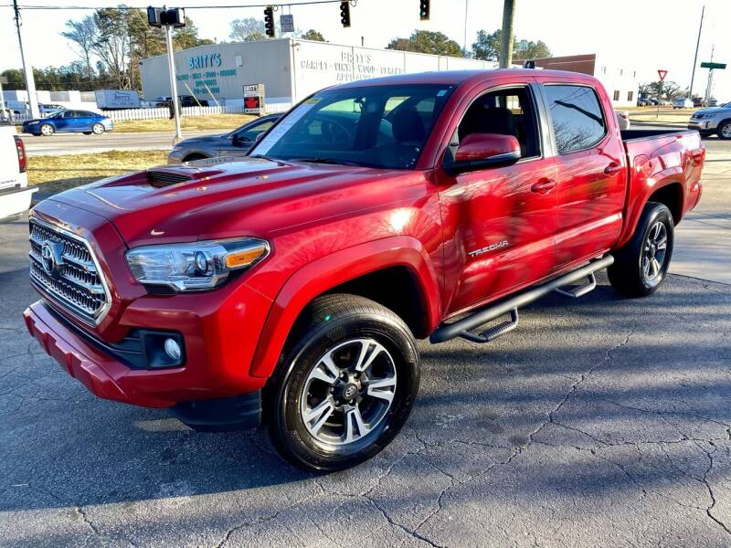 2017 Toyota Tacoma for sale at Lux Auto in Lawrenceville GA
