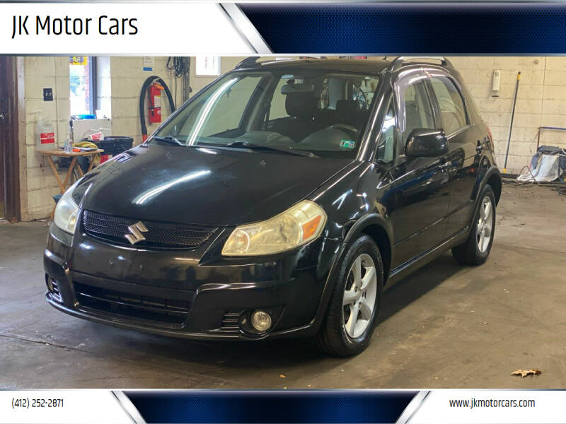 2009 Suzuki SX4 Crossover for sale at JK Motor Cars in Pittsburgh PA